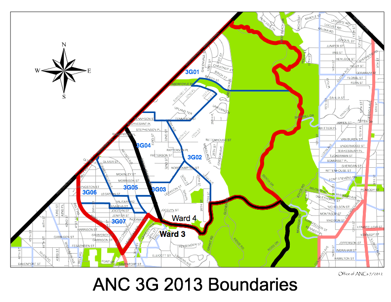 ANC3/4G boundaries